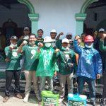"""Lembaga Sosial """"Bolo Songo"""" Lakukan Penyemprotan Disinfektan di 30 mesjid di Kendal"""