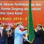 Kadin Jabar Resmi Punya Pimpinan Baru Setelah Dilantik Kadin Pusat
