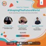 Talkshow Youth Today Sebagai Platform Pemuda Dalam Meningkatkan Leadership dan Kepedulian Terhadap Permasalahan Isu Global
