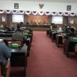 DPRD Kendal Umumkan Penetapan Paslon Bupati Dan Wakil Bupati Kendal Terpilih Pilkada Serentak 2020